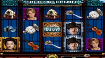 Sherlock Holmes: The Hunt for Blackwood